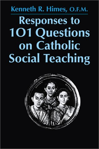 9780809140428: Responses to 101 Questions on Catholic Social Teaching