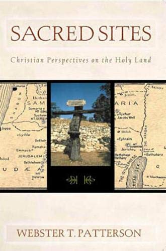 9780809142460: Sacred Sites: Christian Perspectives on the Holy Land
