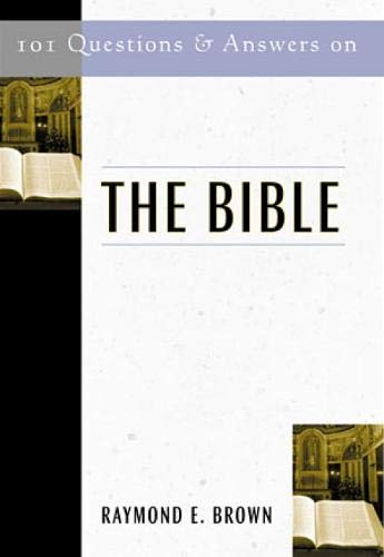 9780809142514: 101 Questions and Answers on the Bible