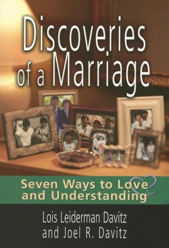 9780809144662: Discoveries of a Marriage: Seven Ways to Love and Understanding