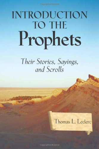 9780809144921: Introduction to the Prophets: Their Stories, Sayings, and Scrolls