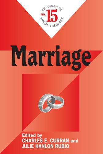 9780809145751: Marriage (Reading in Moral Theology)