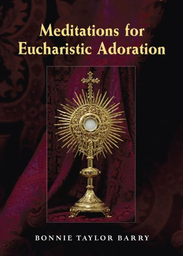 9780809145997: Meditations For Eucharistic Adoration (Illuminationbooks)