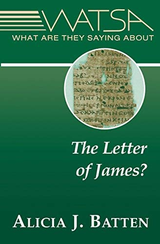 9780809146208: What Are They Saying About the Letter of James?