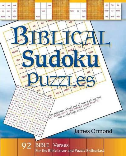9780809146659: Biblical Sudoku Puzzles
