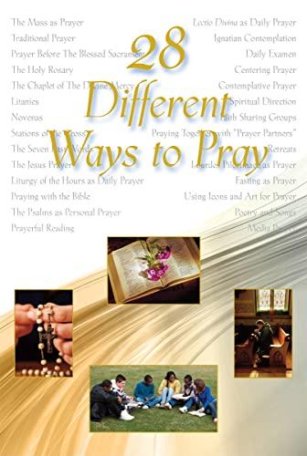 9780809147052: 28 Different Ways to Pray
