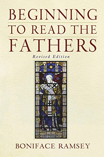 9780809147540: Beginning to Read the Fathers: Revised Edition