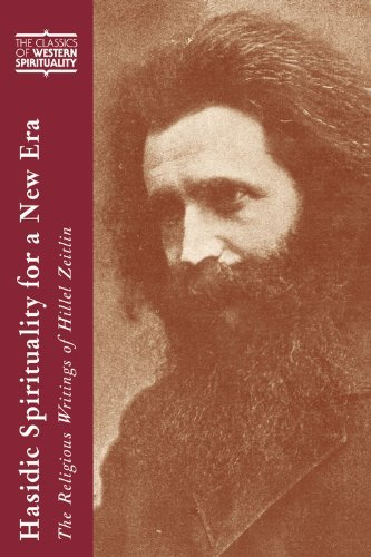 9780809147717: Hasidic Spirituality for a New Era: The Religious Writings of Hillel Zeitlin (Classics of Western Spirituality)