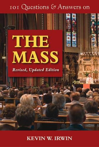 9780809147793: 101 Questions & Answers on the Mass: Revised, Updated Edition