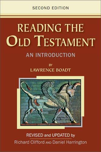 9780809147809: Reading the Old Testament: An Introduction; Second Edition