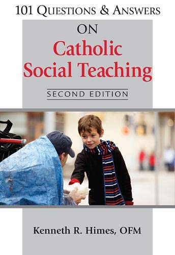 9780809148493: 101 Questions & Answers on Catholic Social Teaching: Second Edition