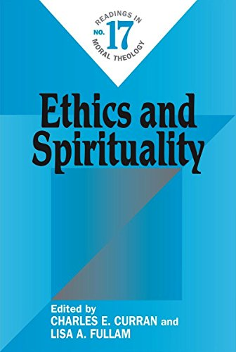 9780809148738: Ethics and Spirituality: Readings on Moral Theology No. 17 (Readings in Moral Theology)