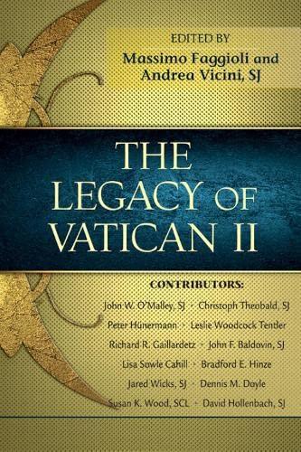 9780809149223: Legacy of Vatican II, The