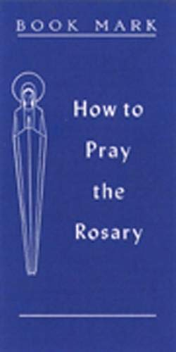 9780809150649: How to Pray the Rosary