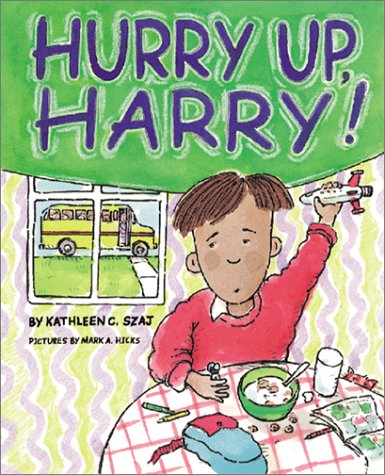 9780809166534: Hurry Up, Harry