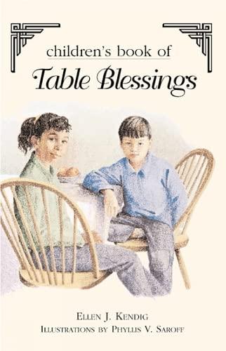 9780809166893: Children's Book of Table Blessings
