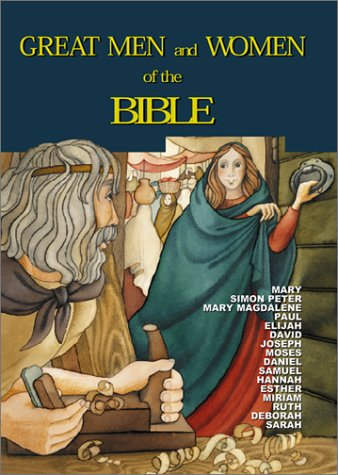 Great Men and Women of the Bible: Marlee Alex, Anne