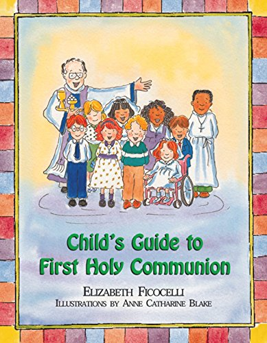 9780809167081: Child's Guide to First Holy Communion