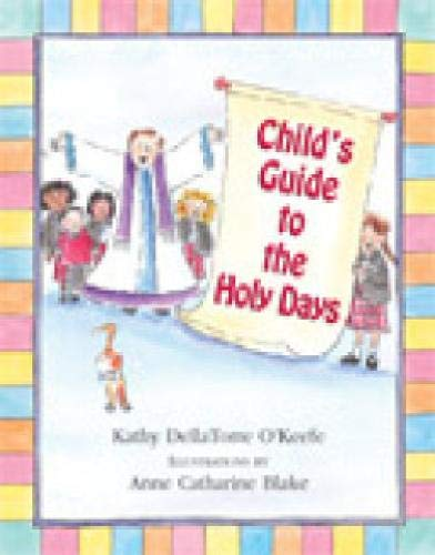 9780809167319: Child's Guide to the Holy Days