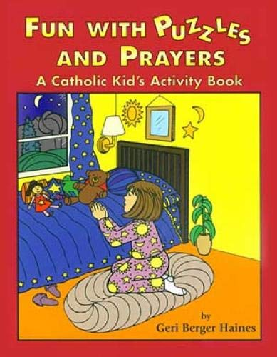 9780809167517: Fun with Puzzles and Prayers: A Catholic Kid's Activity Book