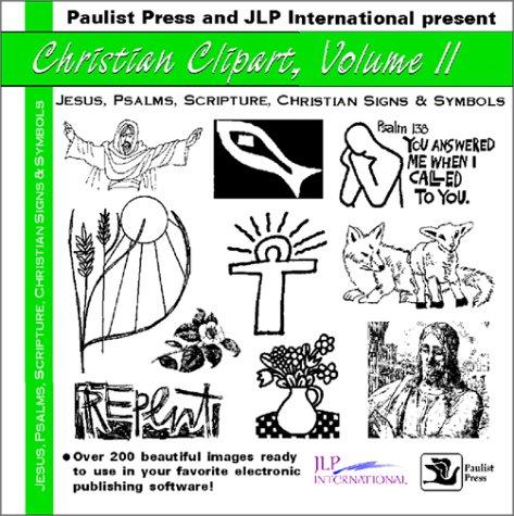 9780809182633: Christian Clipart: Jesus, Psalms, Scripture, Christian Signs & Symbols: 2