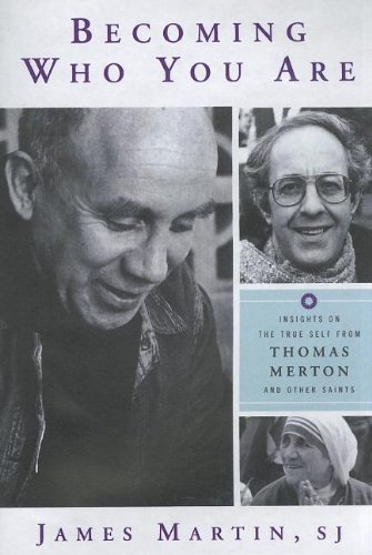 9780809183074: Becoming Who You are: Insights on the True Self from Thomas Merton and Other Saints