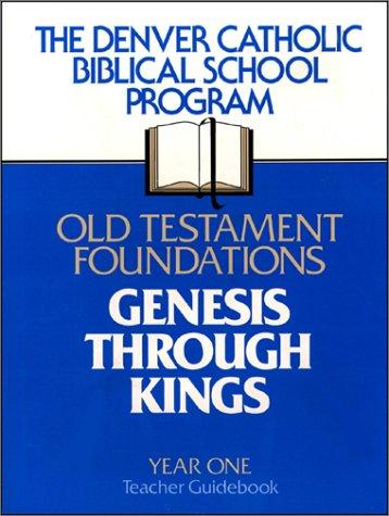The Denver Catholic Biblical School Program: Year One
