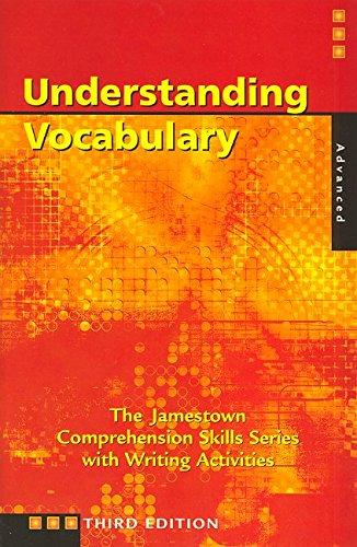 9780809201662: Comprehension Skills: Understanding Vocabulary (Advanced)