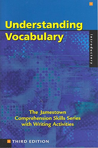 9780809202423: Comprehension Skills: Understanding Vocabulary (Introductory)
