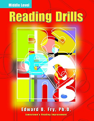 9780809203598: Reading Drills: Middle Level