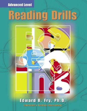 9780809203604: Reading Drills: Advanced