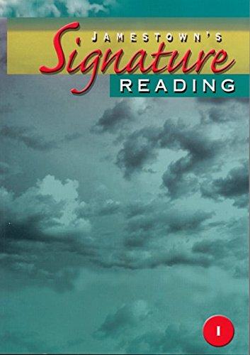 Jamestown's Signature Reading: Level I: McGraw-Hill - Jamestown Education, Glencoe/