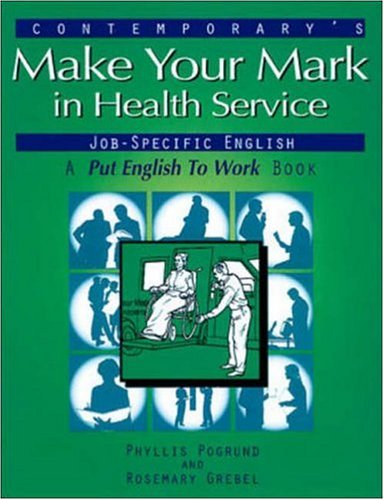 9780809204618: Make Your Mark in Health Service Cassette