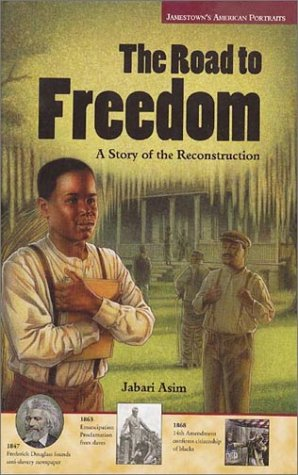 9780809205837: Jamestown's American Portraits: The Road to Freedom