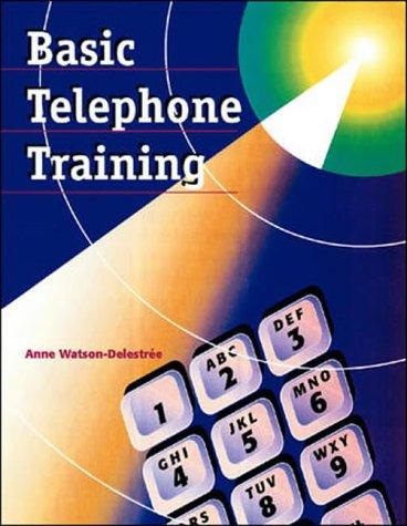 9780809205967: Basic Telephone Training