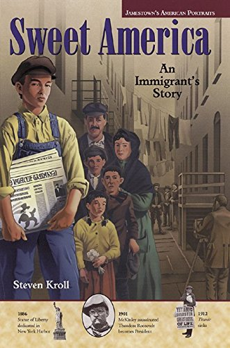 9780809206223: Jamestown's American Portraits: Sweet America: An Immigrant's Story