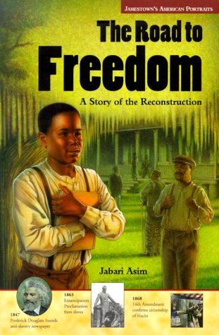 9780809206254: Jamestown's American Portraits Road to Freedom Softcover (JT: FICTION BASED READING)