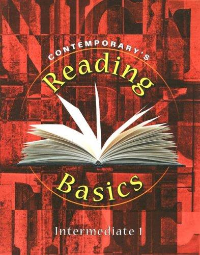 9780809207022: Contemporarys Reading Basics - Intermediate 1 Workbook