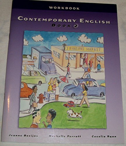 9780809207213: Contemporary English - Level 2 Workbook