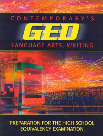 9780809222285: GED Satellite: Language Arts, Writing (GED Calculators)