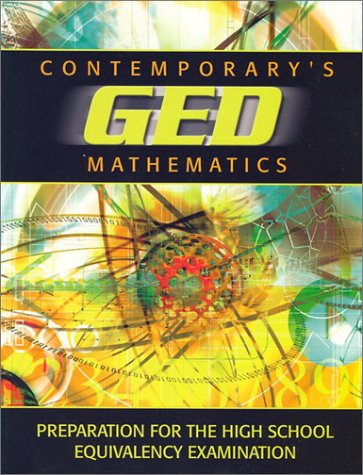 GED Books and Study Materials for Test Preparation