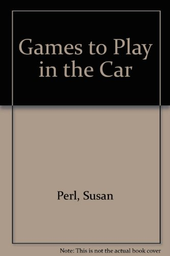 9780809222391: Games to Play in the Car