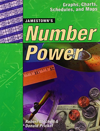 9780809222872: Jamestown's Number Power: Graphs, Charts, Schedules, and Maps