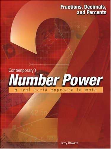 9780809223770: Number Power 2: Fractions, Decimals, and Percents