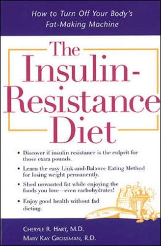 Insulin Resistance Diet: How to Turn Off Your Body's Fat-Making Machine