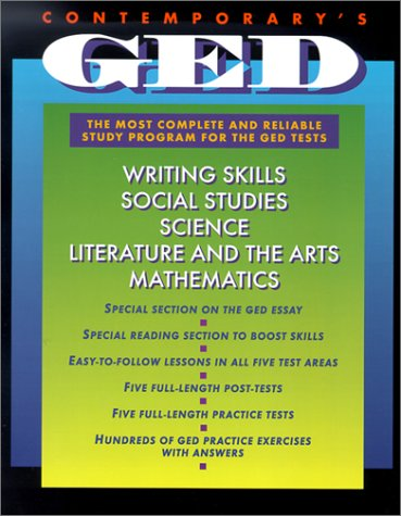 Contemporary's GED: NTC Publishing Group