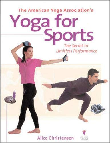 9780809226214: The American Yoga Association's Yoga For Sports: The Secret to Limitless Performance