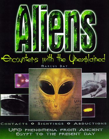 9780809227709: Aliens: Encounters With the Unexplained