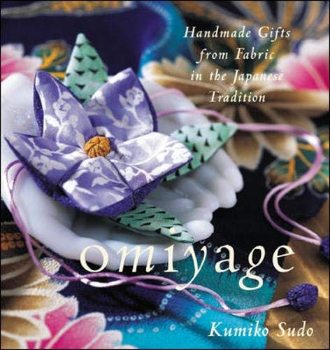 9780809229093: Omiyage : Handmade Gifts from Fabric in the Japanese Tradition