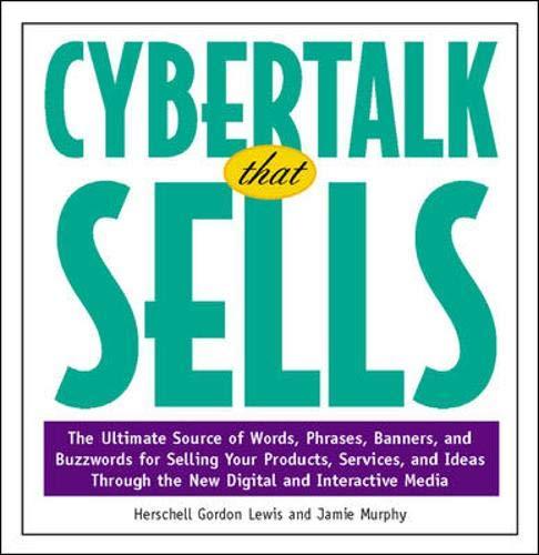 9780809229239: Cybertalk That Sells